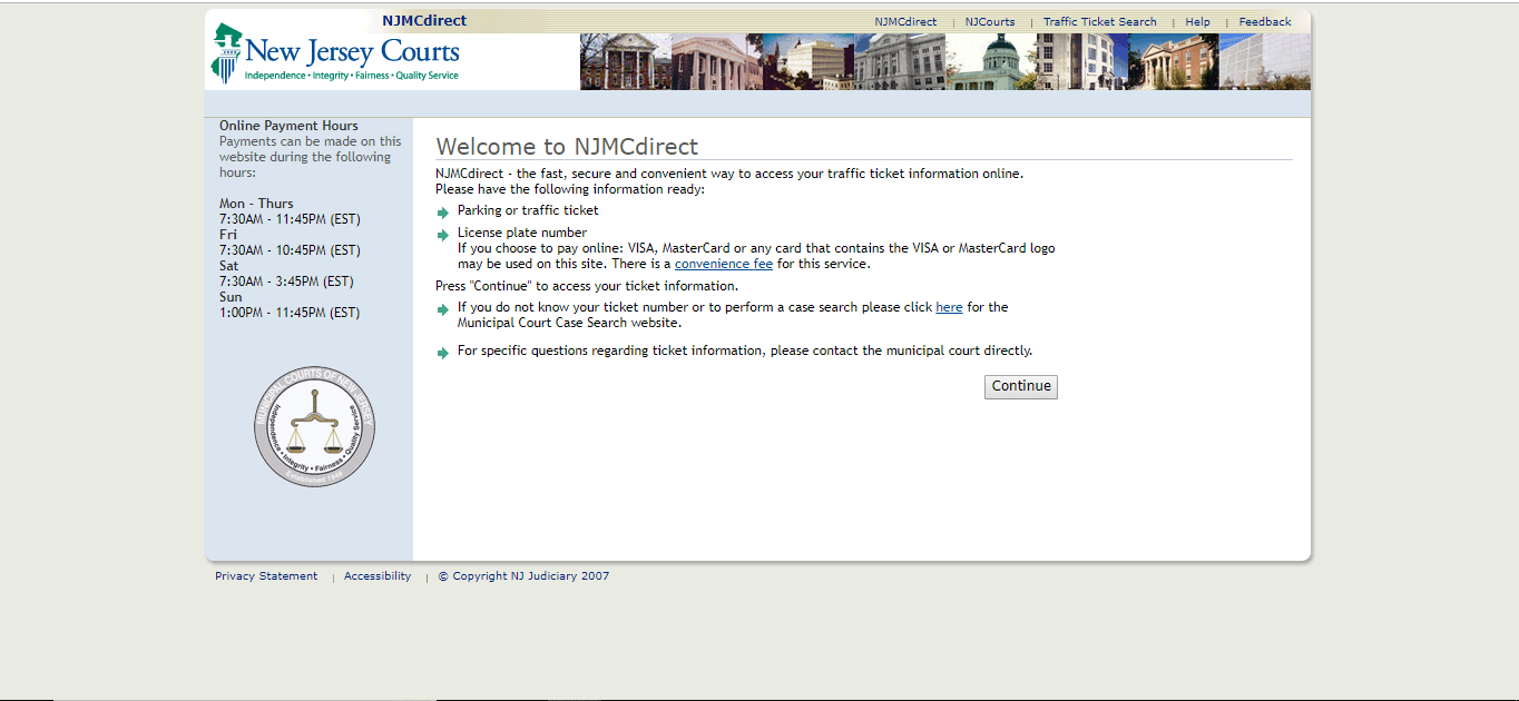 NJMCDirect official site